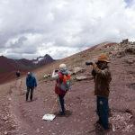 Виникунку - радужные горы Перу