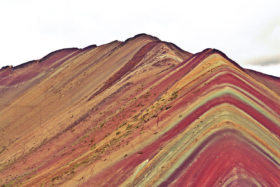 Перу, Радужные горы