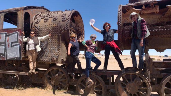 Впечатление от путешествия Перу Боливия