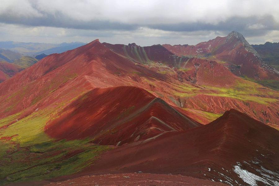 Тур в Перу вместе с Мирскатрин